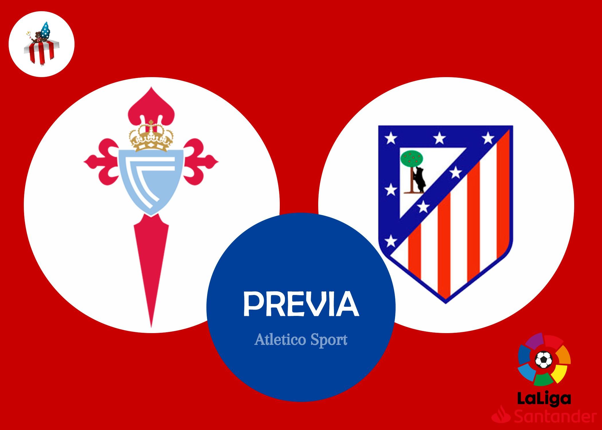 Previa Celta Vigo Atlético