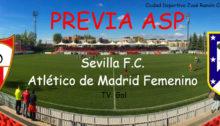 Previa Sevilla Atleti Femenino